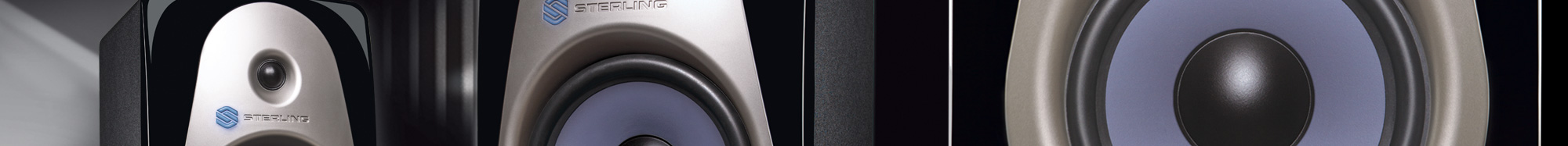 Sterling Studio Monitors