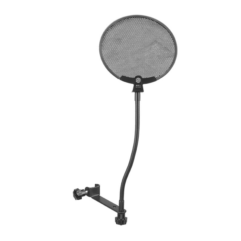 Sterling PF1 Professional Steel Pop Filter
