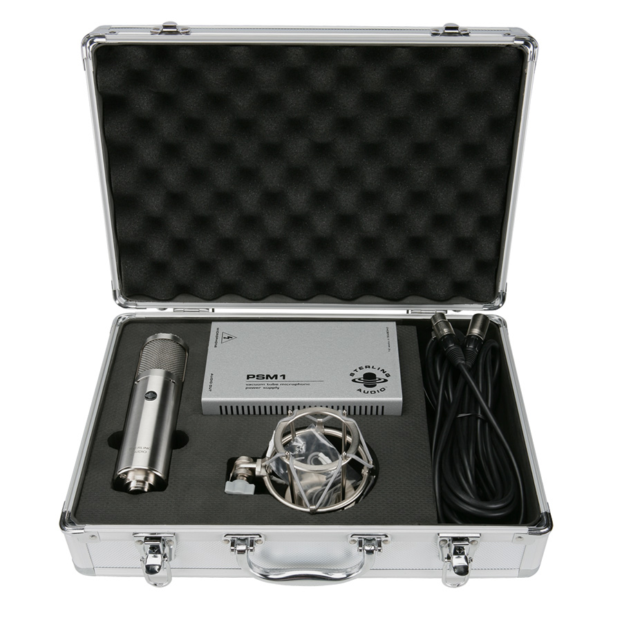 Sterling ST69 Microphone with Open Case