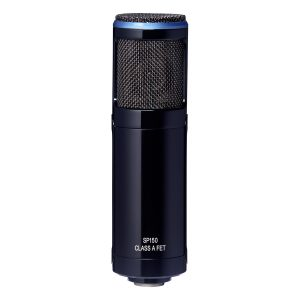 Sterling SP150 Studio Condenser Microphone - Back View