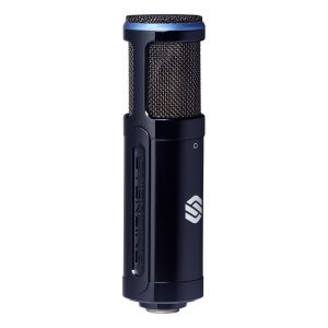 Sterling SP150-130 Studio Condenser Microphone - Side View