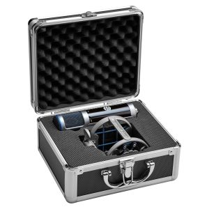 Sterling Audio ST155 Large-Diaphragm Microphone with Shock Mount and Case