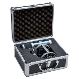 Sterling Audio ST159 Multi-Pattern Condenser Microphone with Shock Mount and Case