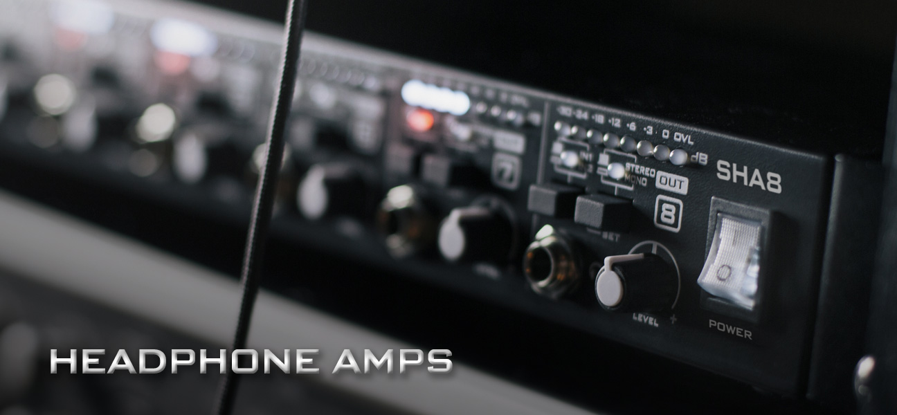 Sterling Headphone Amps