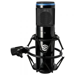 Sterling SP150SMK Studio Condenser Microphone with Shock Mount
