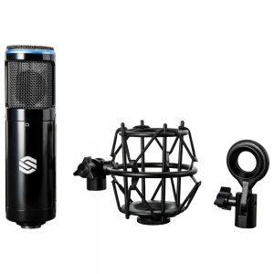 Sterling SP150SMK Studio Condenser Microphone Package