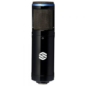 Sterling SP150SMK Studio Condenser Microphone - Front View