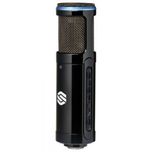 Sterling SP150SMK Studio Condenser Microphone - Side View