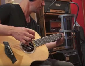 Recording Acoustic Guitar Sterling Microphones