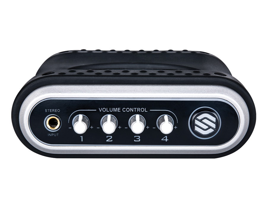 Sterling S204HA Headphone Amp