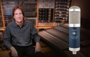 Allen Sides Ocean Way Sterling Microphone ST6050