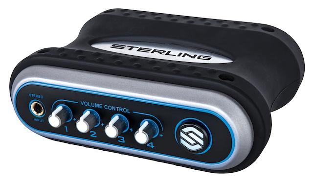 New Sterling Headphone Amps Combine Clarity and Simplicity