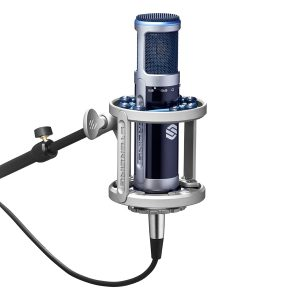 Sterling Audio ST155 Large-Diaphragm Microphone with Shock Mount