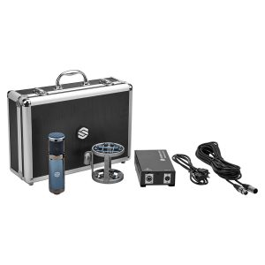 Sterling ST169 Multi-Pattern Condenser Microphone with Case and Shock Mount