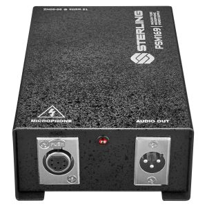 Sterling Low Noise Power Supply for ST169