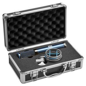 Sterling Audio ST170 Active Ribbon Microphone with Shock Mount and Case
