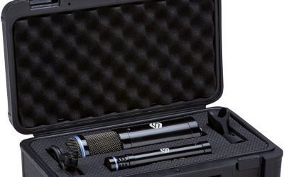 Sterling Audio Releases New Recording Microphones