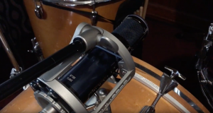 Full drum kit test with the ST155 / ST169 mics by R.Garcia (Performer Mag) Video