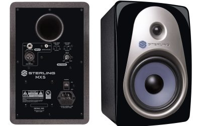 Review: Sterling MX5 and MX8 Studio Monitors