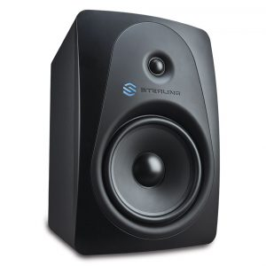Sterling MX8 Monitor Black