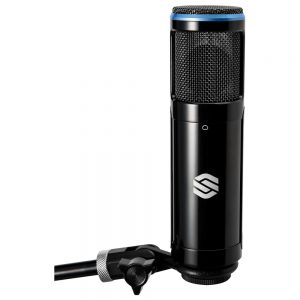 Sterling SP150SMK Studio Condenser Microphone with HM4 Hard Mountlip