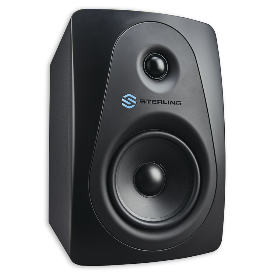 Sterling MX5 Black Studio Monitors