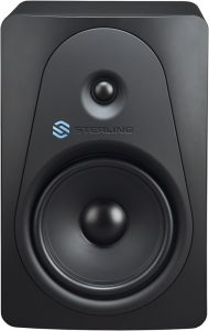 Sterling MX8 Black Monitor