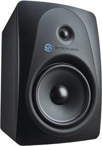 Sterling MX8 Black Monitor Right Image