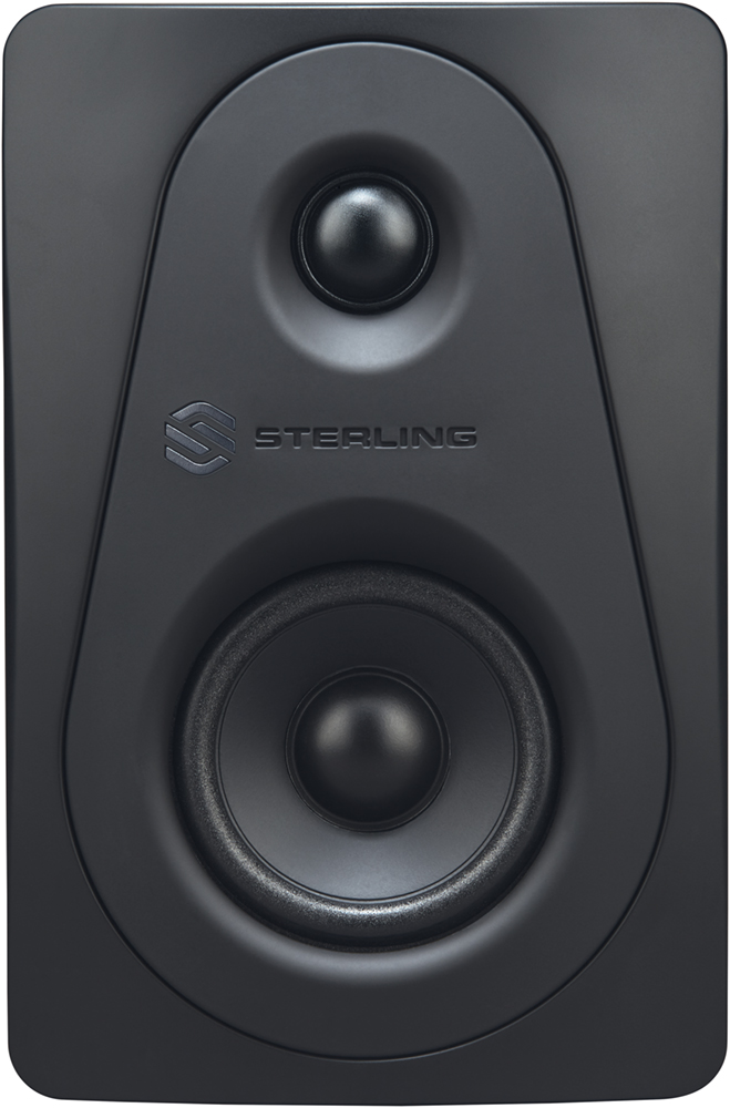 Sterling MX3 Black Monitors