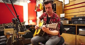 Pete Thorn reviews and demos Sterling SL230MP