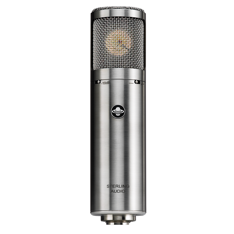 Sterling ST69 Tube Condenser Microphone
