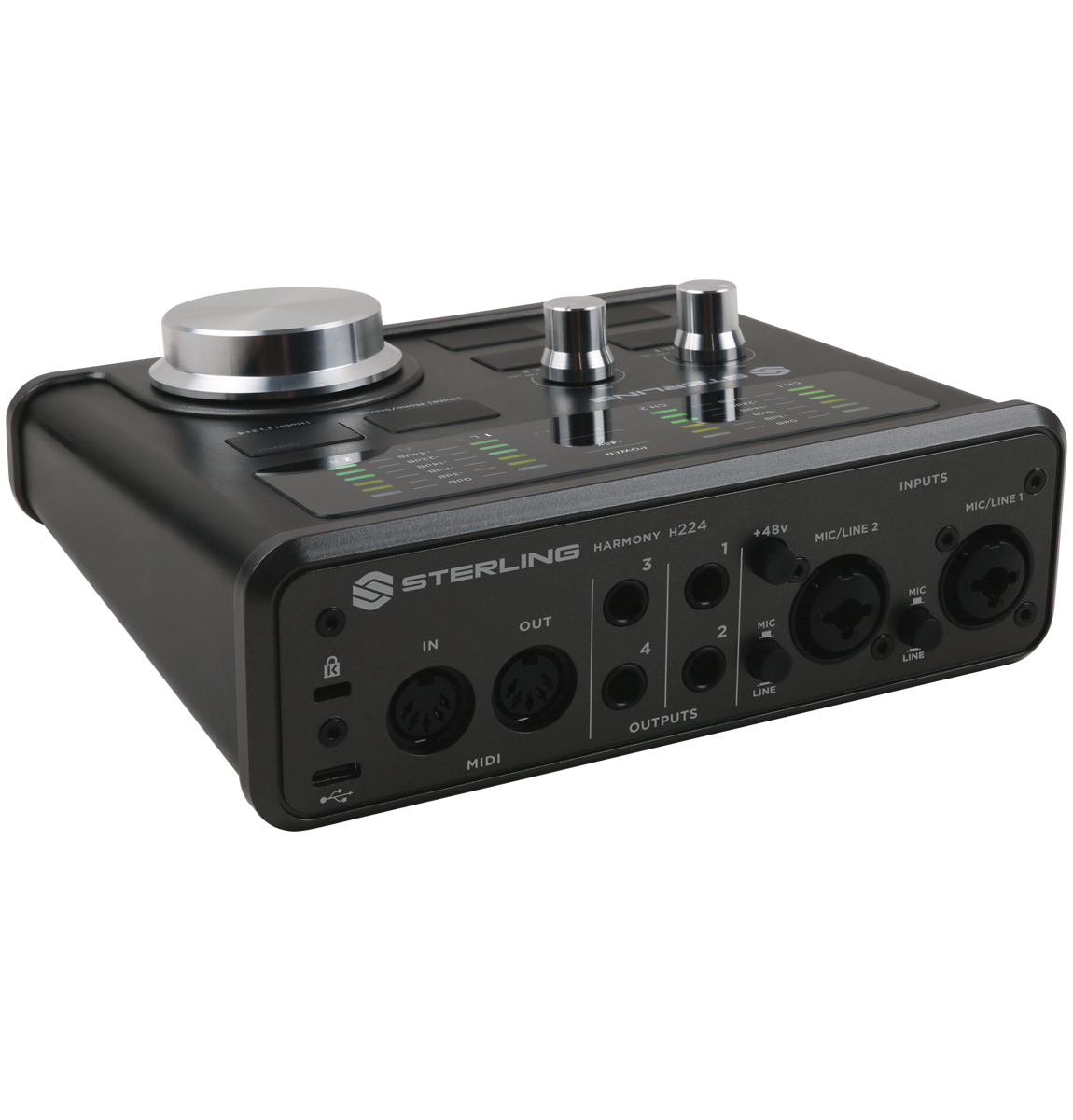 Sterling H224 Audio Interface