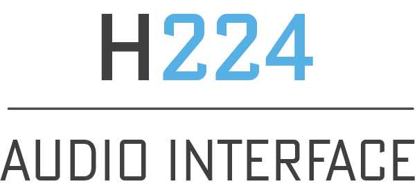 Sterling H224 Audio Interface Logo