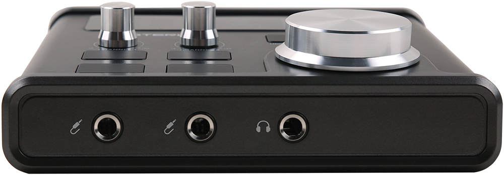 Sterling H224 Audio Interface Side View