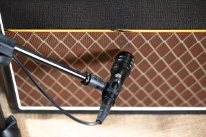 Sterling P10 Instrument Microphone Amp